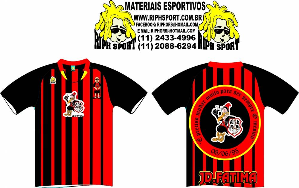 Camiseta personalizada de time valor no Jardim do Carmo 04681b386e57b